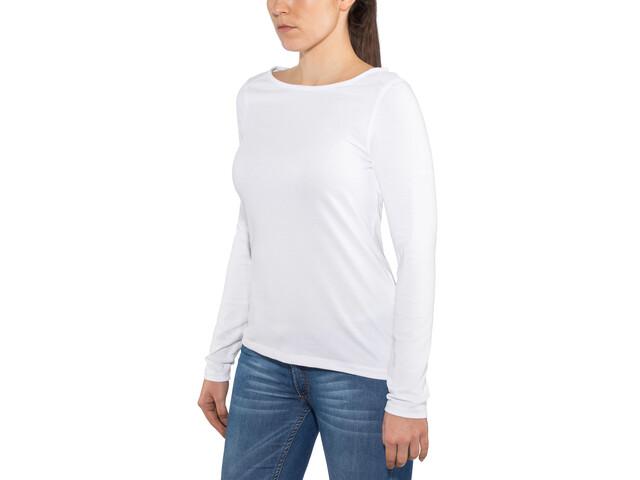 Craghoppers NosiLife Erin II Top a maniche lunghe Donna, bianco